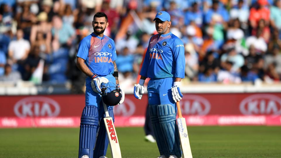 Virat Kohli's birthday wish for MS Dhoni