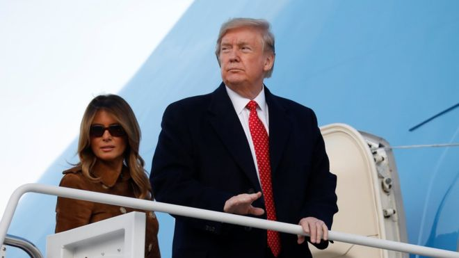 Trump invited to attend impeachment hearing or 'stop complaining'
