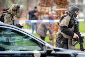 Four dead, two injured in gun rampage at Czech hospital