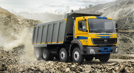 Over 100,000 BharatBenz Trucks on the Road