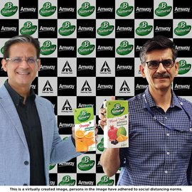 ITC's B Natural and Amway India launched Fruit beverages