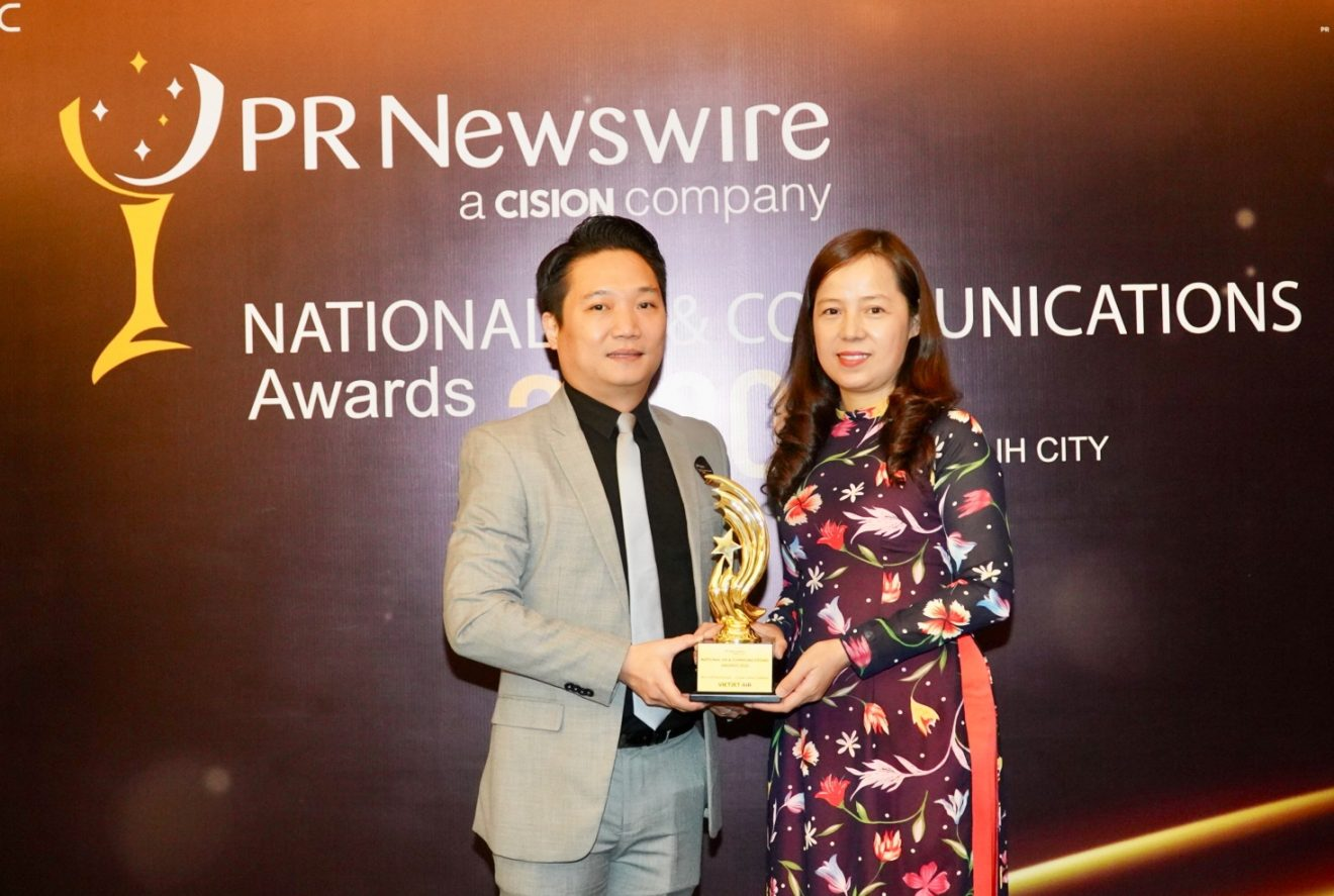 Vietjet is recognized as the most impactful Vietnamese brand worldwide