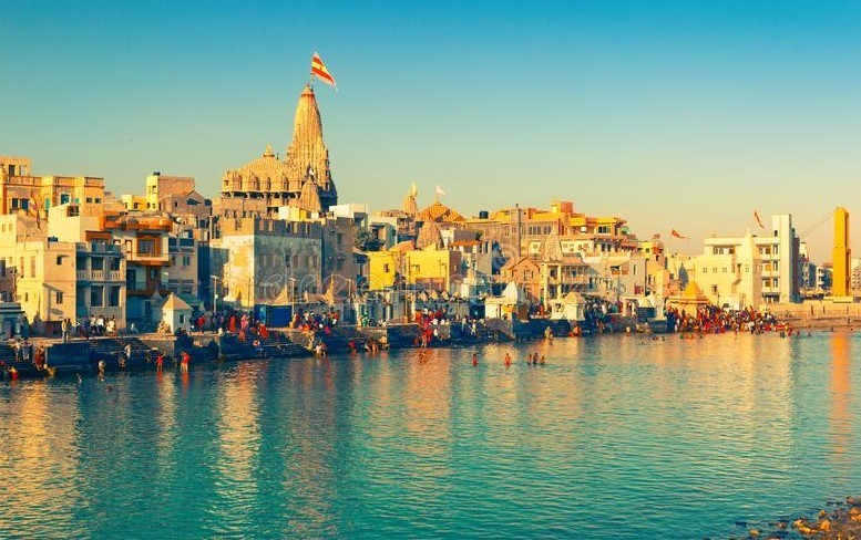 Gujarat Government to develop Dwarka and Dakor on the lines of Ganga Ghats in Varanasi