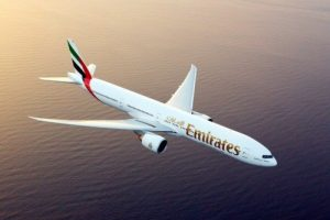 Emirates to operate special flights to five cities in India