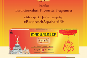 Lord Ganesha's favourite fragrances Agarbatti' pack