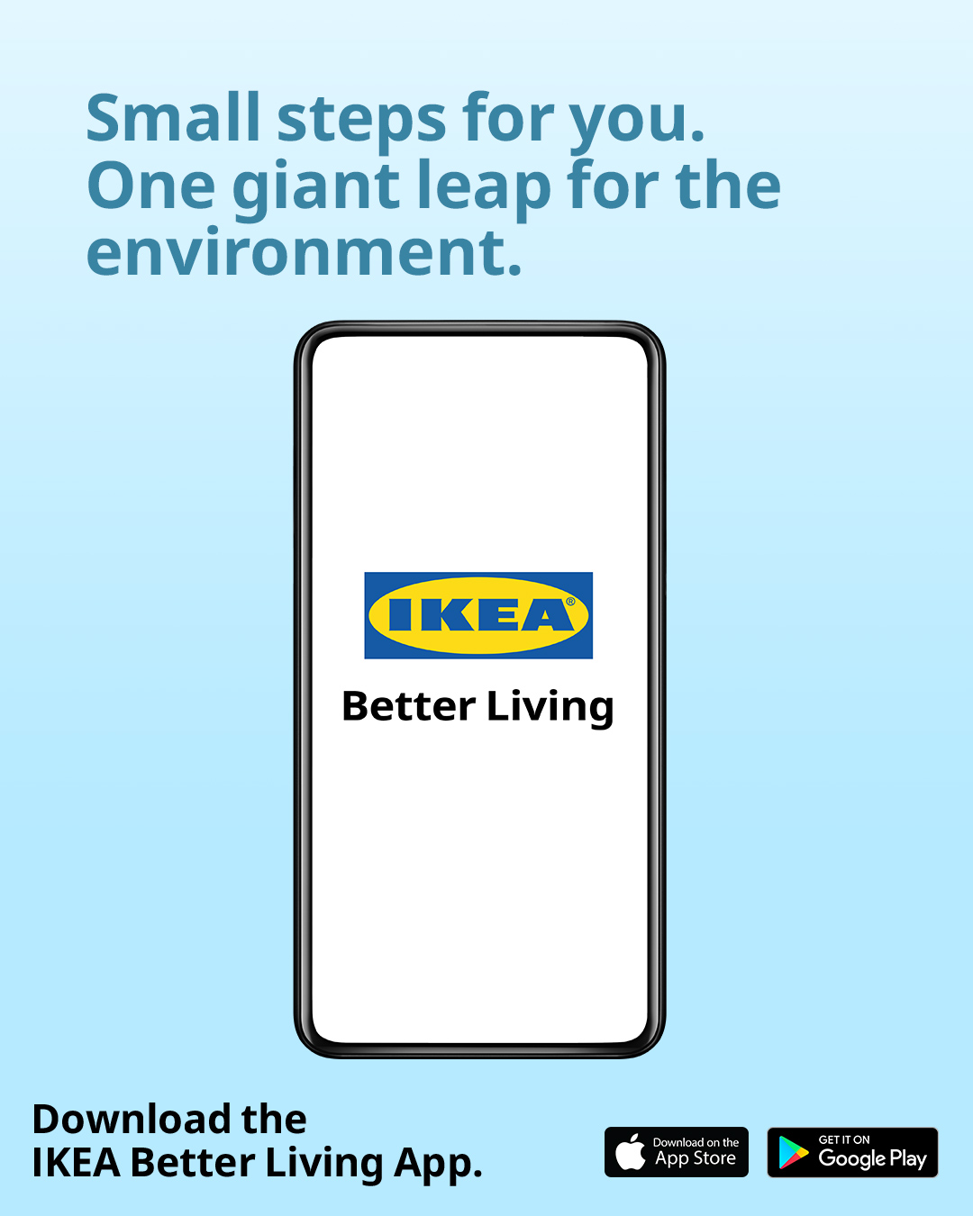 IKEA launches Better Living app to inspire healthier and happier living