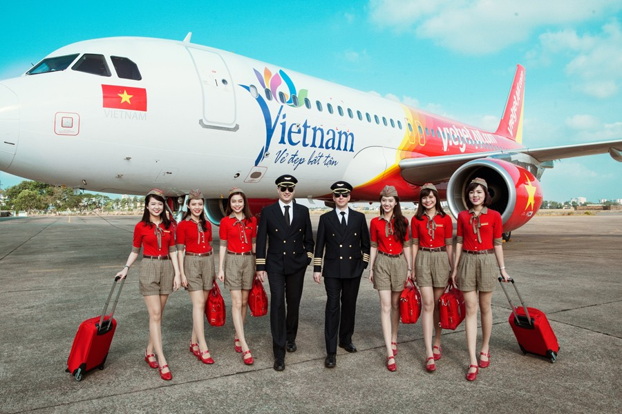 Vietjet positive about the financial recovery