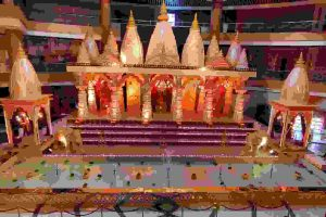 This Diwali, get set ready to witness the glory of the Holy City of Banaras at Vegas Mall