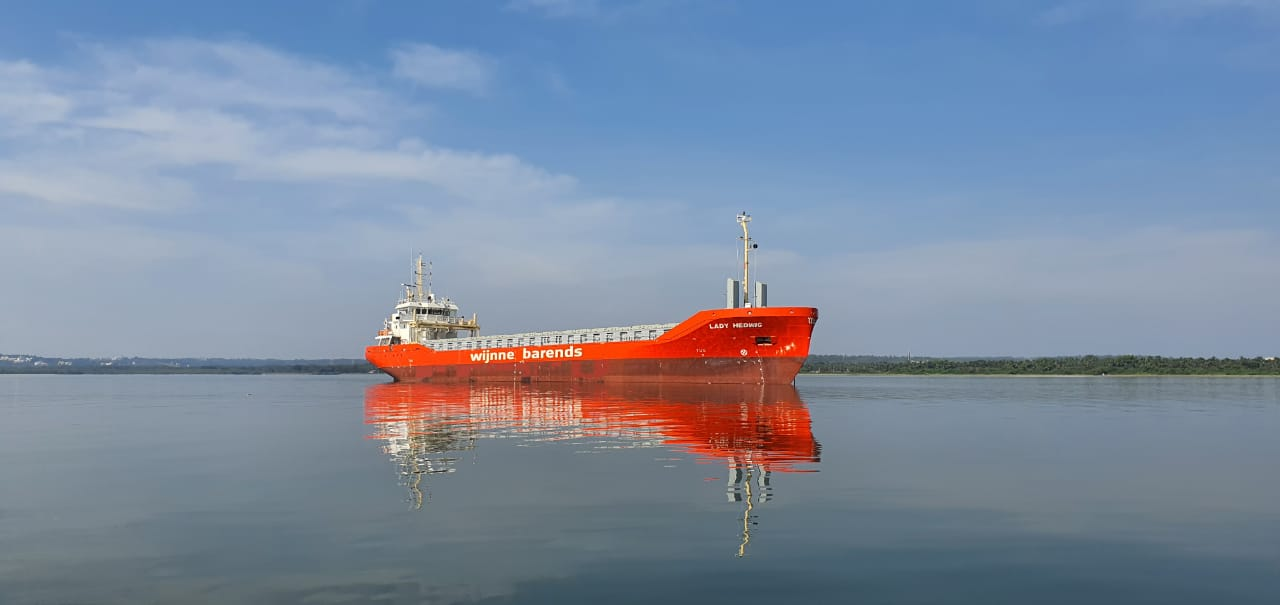 Chowgule Shipyards delivers its 29th export vessel from India