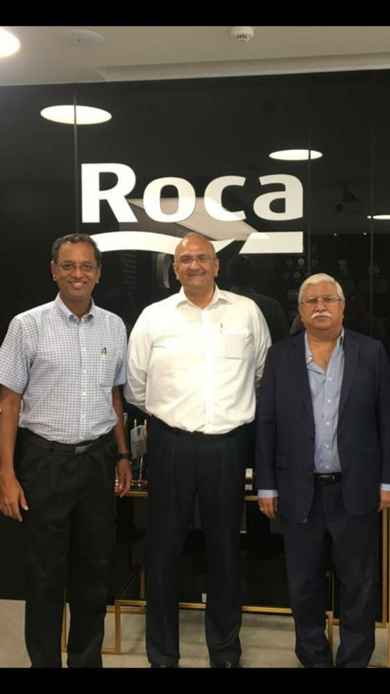 Roca Parryware expands tie-up with TVS SCS for supply chain solutions