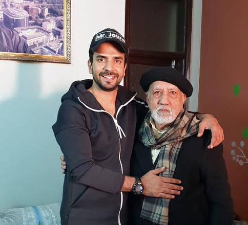 My grandfather is my inspiration – Manit Joura