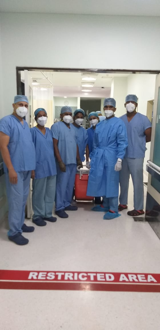 49-year-old woman gives new life to 5 people by donating her organs