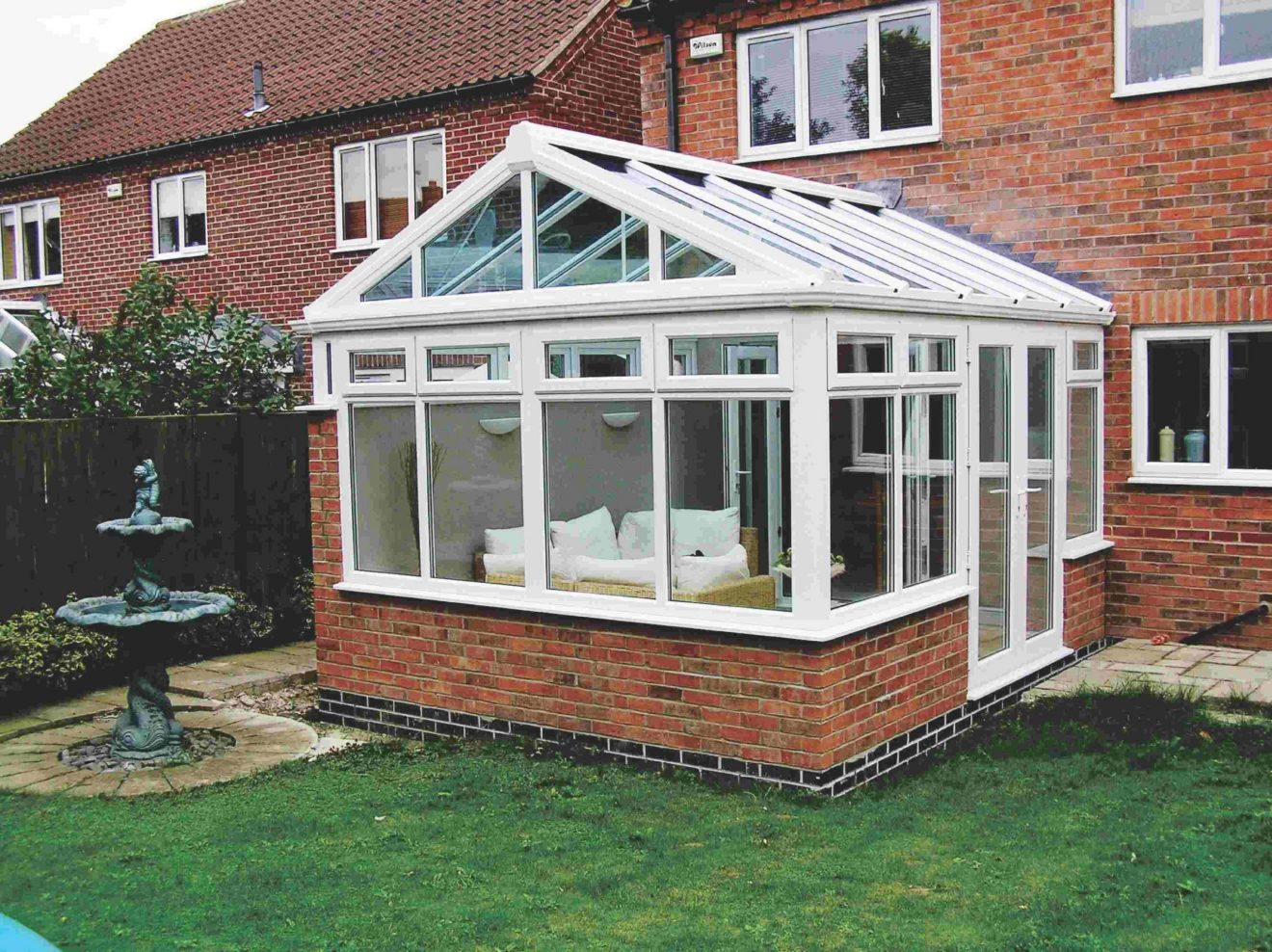 Give your house an elegant touch with Window Magic's Conservatory