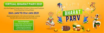 Bharat Parv 2021 will celebrated from 26th to 31st January
