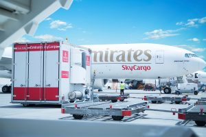 Emirates SkyCargo showcased its global leadership of the air cargo industry