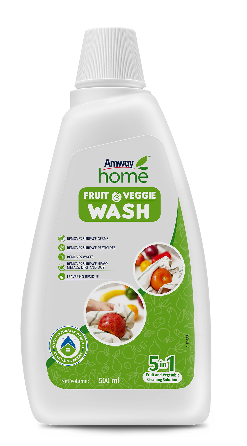 Amway Forays into Vegetable and Fruit Hygiene