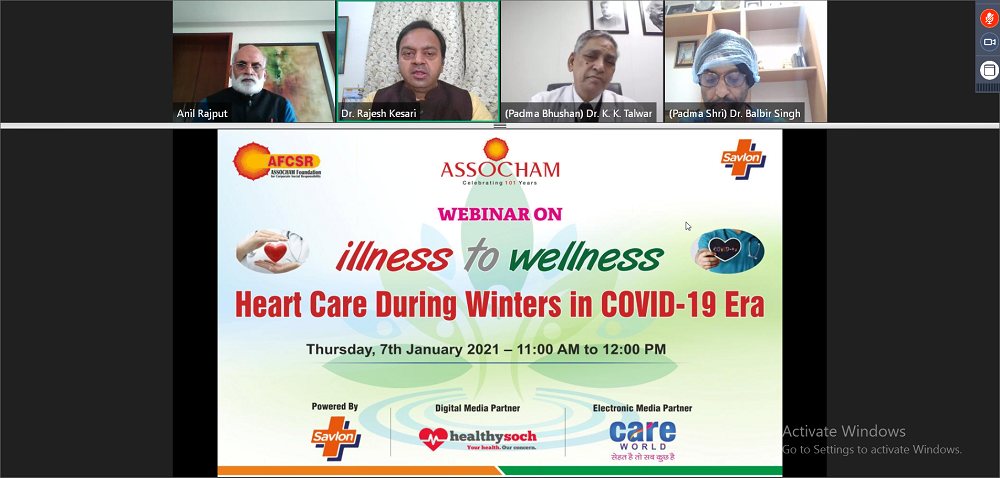 Influenza & Pneumococcal Vaccines Important For Elderly And Heart Patients During Winters To Stay Fit And Keep Covid-19 At Bay: Cardiology Experts