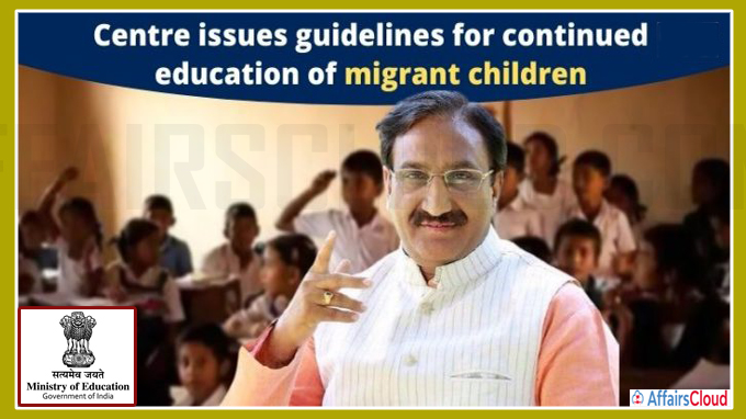 Guidelines for identification, admission and continued education of migrant children