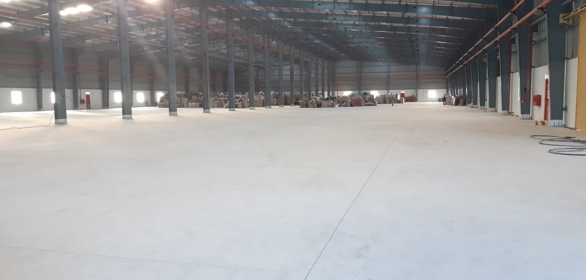 SafeStorage has the largest warehouse in the Country