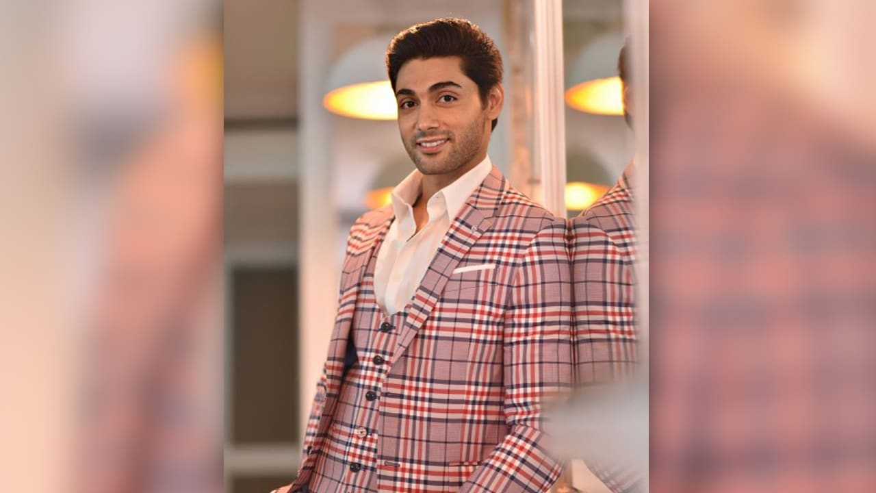 Ruslaan Mumtaz to be seen in a magician's avatar