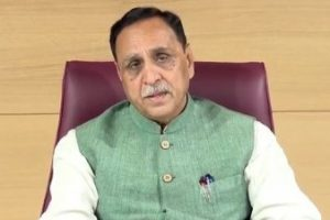 CM Vijay Rupani pays tribute to Leader of Kisan Sangh Jeevandada