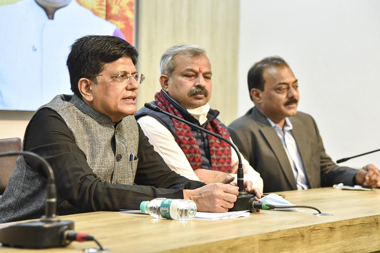 Farmers should come up with concrete suggestions-Piyush Goyal