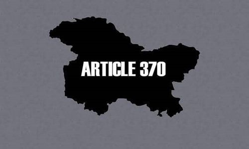 Impact of Abrogation of Article 370 On J&K