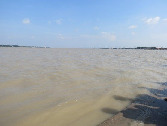 Reduction of heavy metal pollution during COVID-19 pandemic in the Ganga water