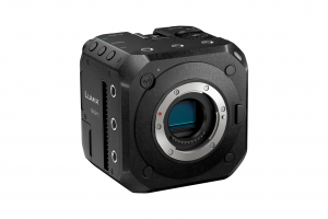 Panasonic's latest box-style mirrorless camera LUMIX BGH1