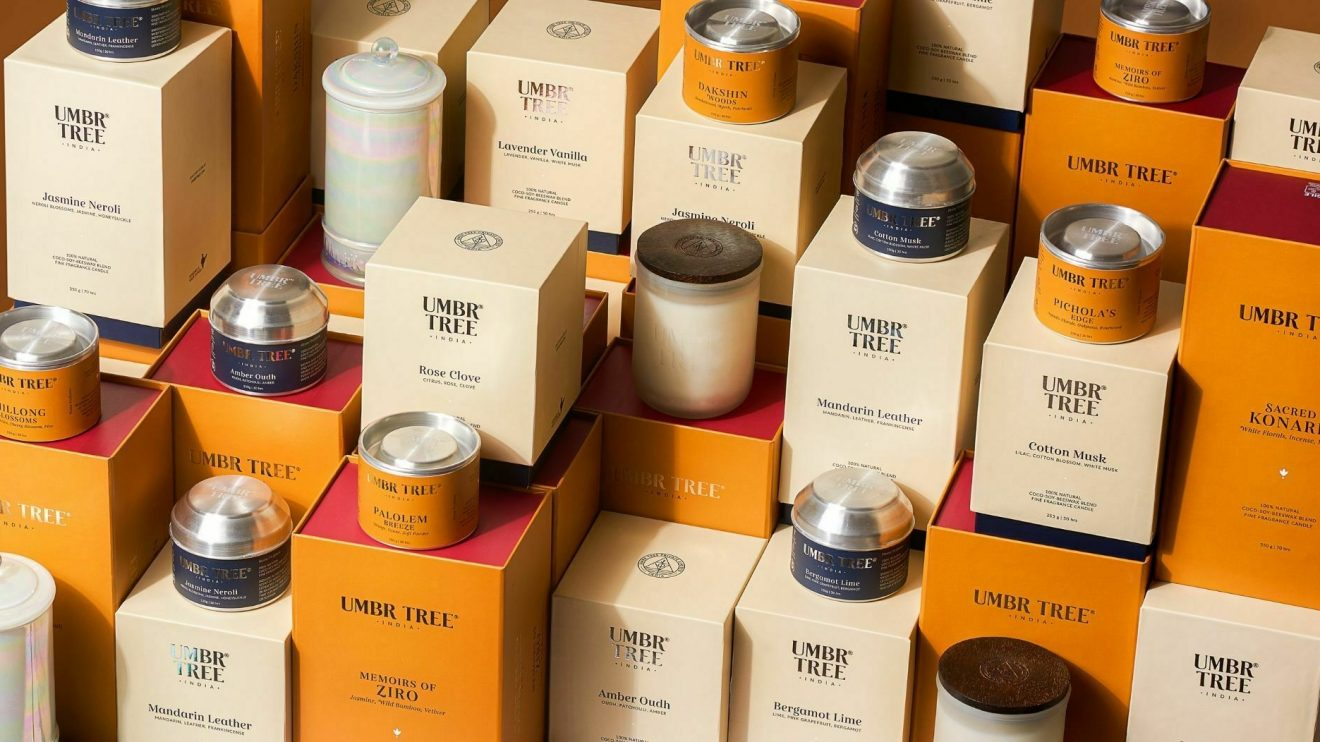 A whiff of freshness in the home fragrances sector