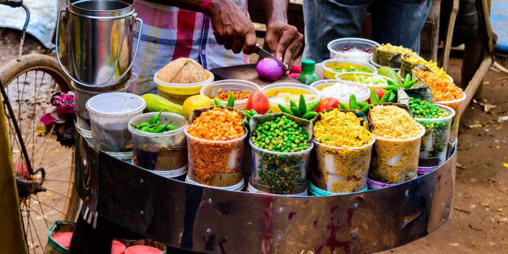 Greater Income Opportunities for Street Vendors