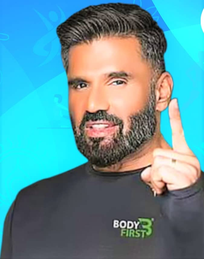 Big FM Launches Wellness in with Sunil Shetty