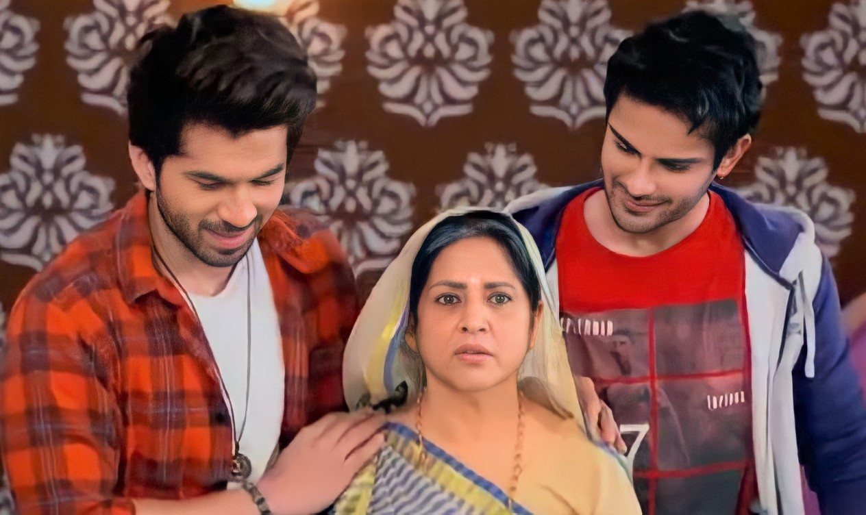 Ranju and her daughters are back in Lalita Niwas