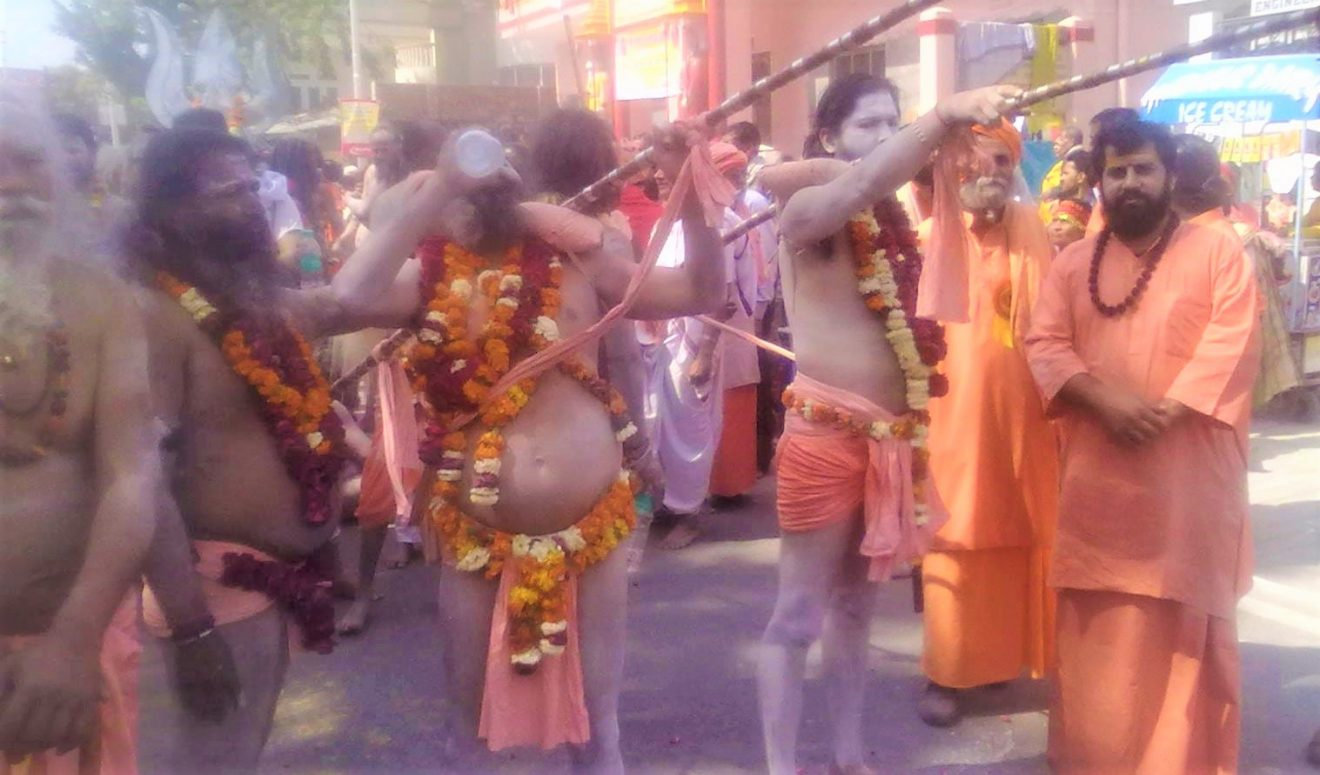 Kumbh Mela is the most sacred gathering of Hindus