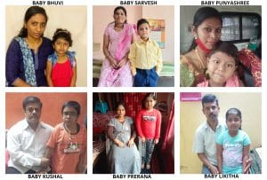 Covid-19 Heroes: 6 children overcome all challenges to receive critical liver transplants