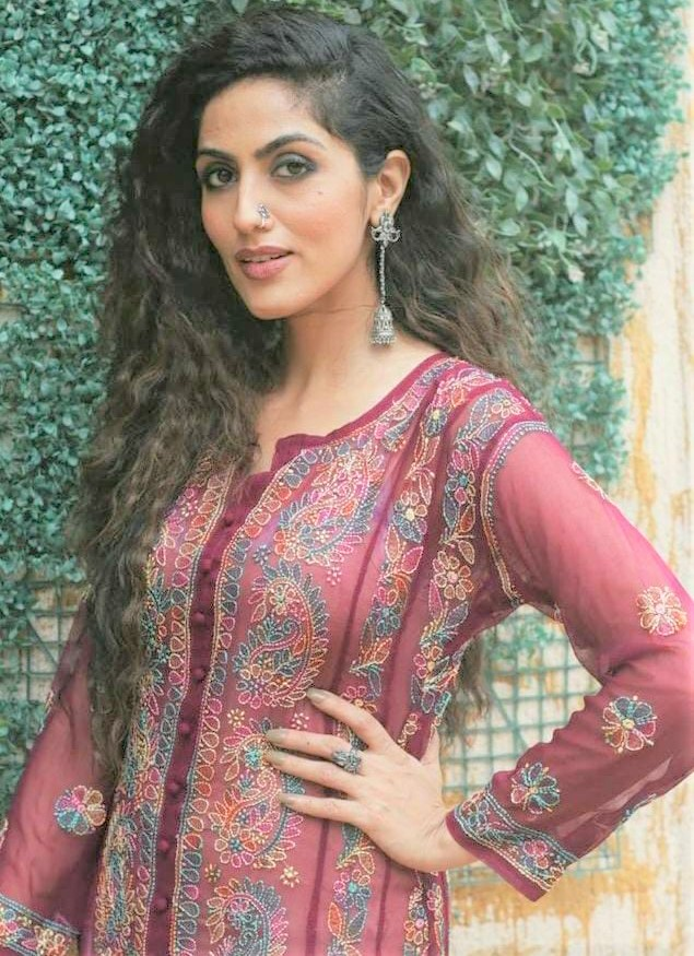 The real struggle started after my first show – Monika Khanna
