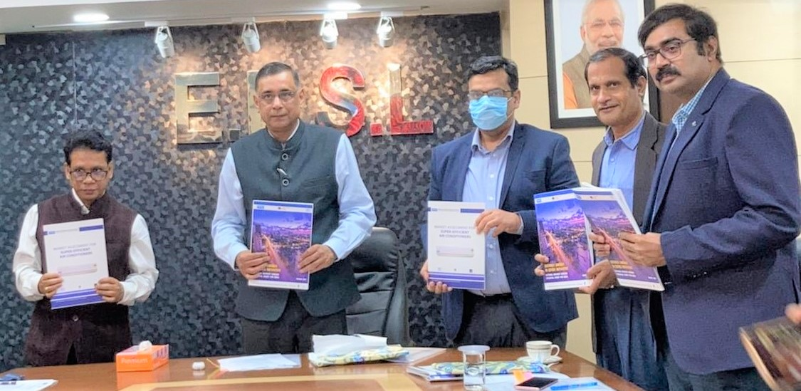 EESL reports reinforce the objectives of India Cooling Action Plan