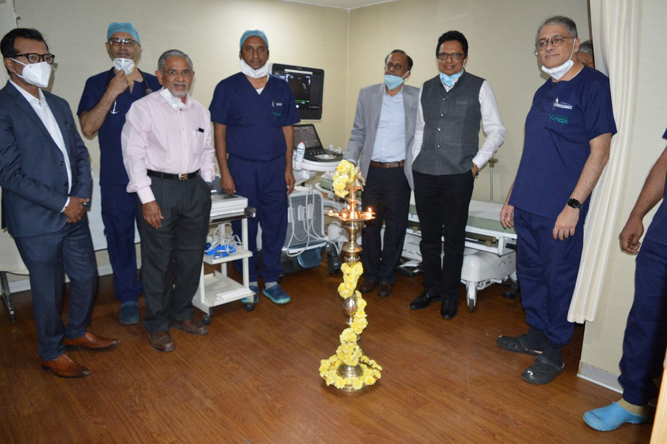 Vikram Hospital ties up with MGM Healthcare