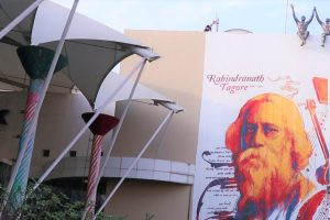 Berger Paints organized India's first robotic mural art