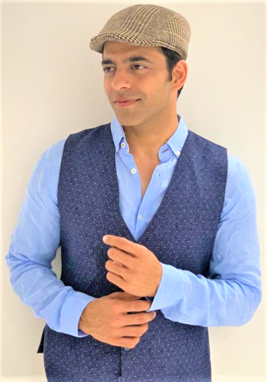 The fact I have never played a magician before let me take up this show: Himmanshoo Malhotra