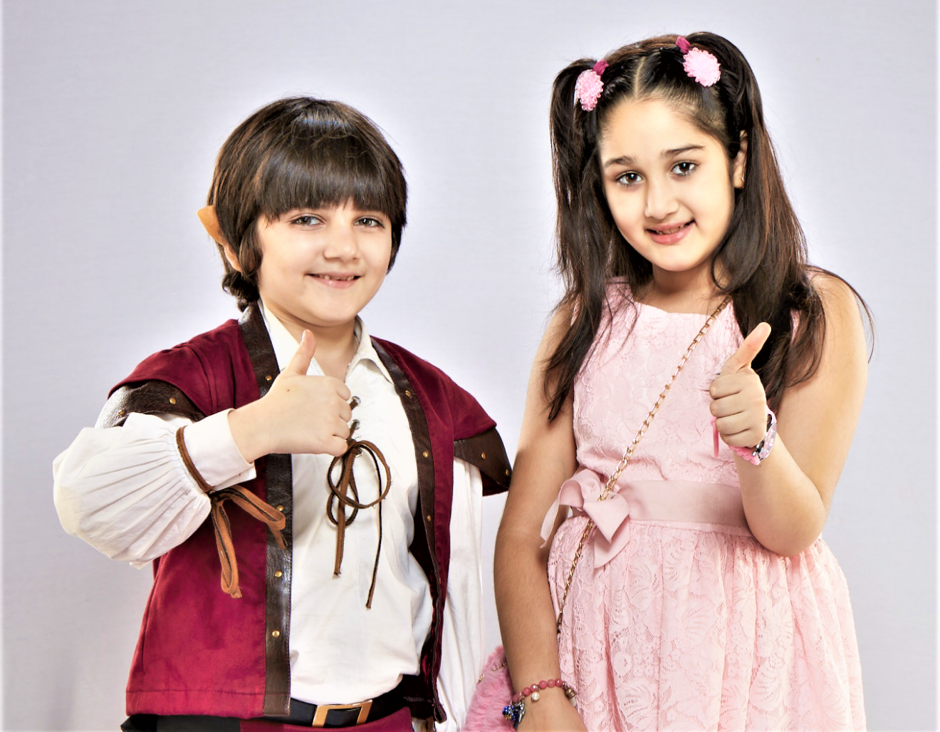 We love doing magic in real life too - Maisha Dixit and Tanmay Rishi Shah