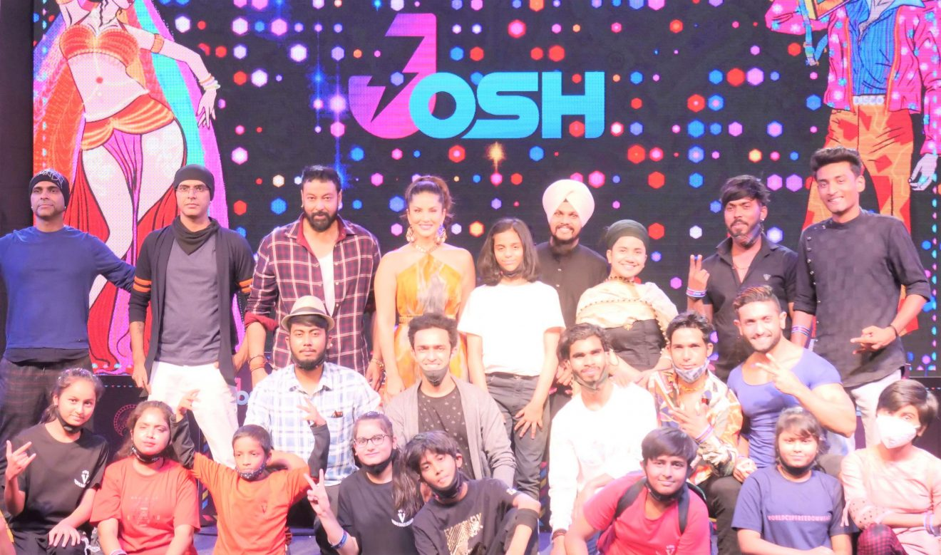 Josh 'World Famous' wrapped up with a Grand Finale in Lucknow