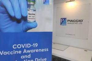 Piaggio to provide vaccination to all its employees