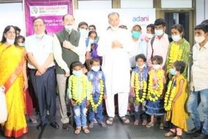 Satya Sai Hospital treating 21 children from Bihar free of cost