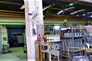 Noida factory with 600+ Staff Installs Unique Virus Attenuation Devices