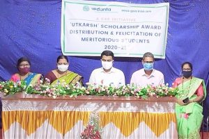 Vedanta's Utkarsh Scholarship program have benefitted hundreds of students