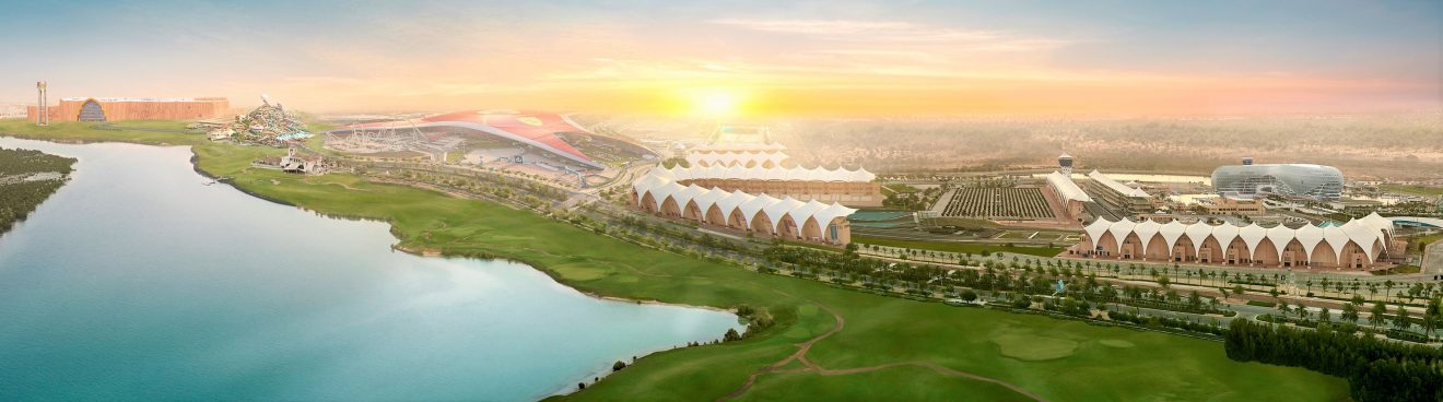 Say Yes to Yas Island, Abu Dhabi! When the Time is Right!