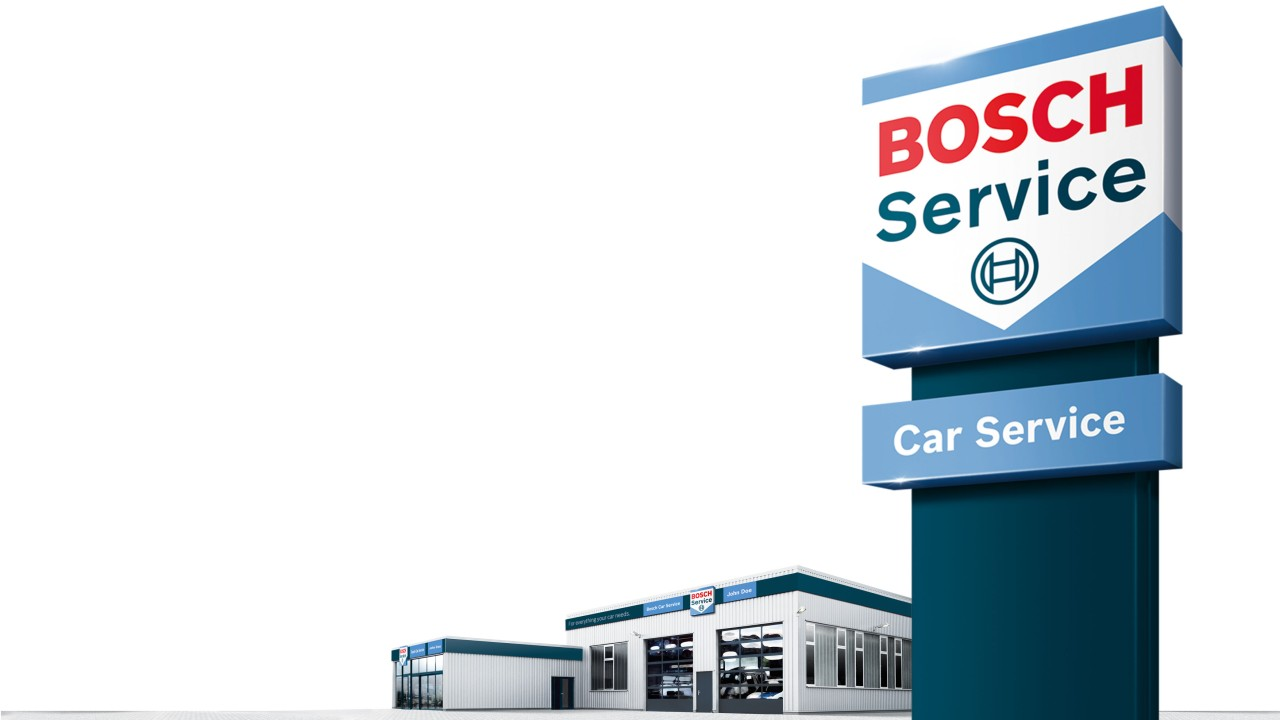 Bosch commemorates 100 years of Bosch Car Service