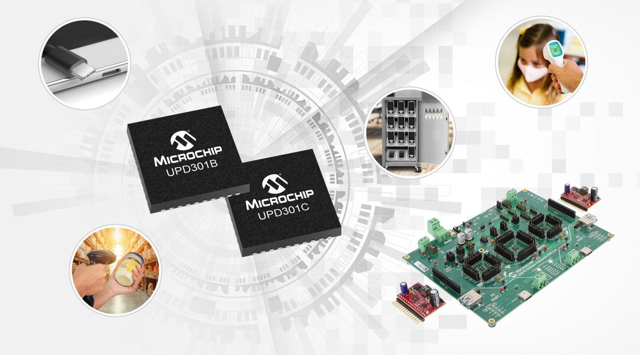 Software Enables Code Integration for USB System Differentiation