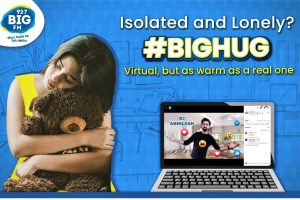 BIG FM launches a new initiative #BIGHUG